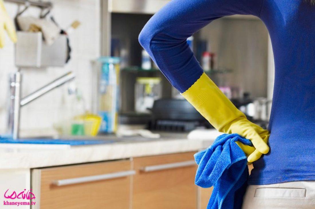 اپلیکیشن شستشو و نظافت سریع را برای خانه تکانی نصب کنید