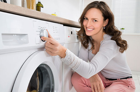 برنامه های ماشین لباسشویی