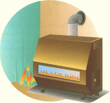 نقد و بررسی بخاری گازی