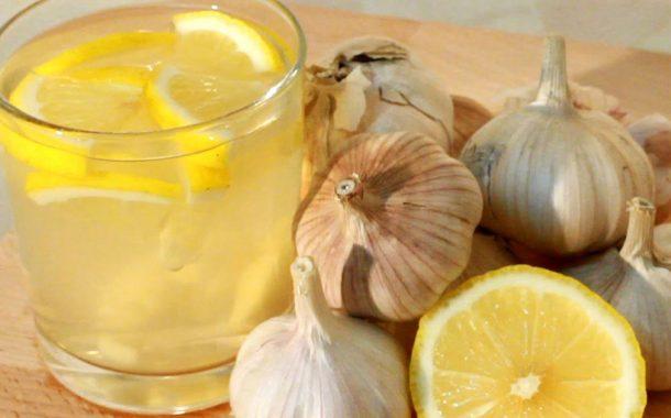 7تاثیر شگفت انگیز ترکیب سیر و لیمو