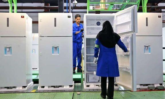 رشد 16 درصدی تولید یخچال فریزر در سه ماه اول سال