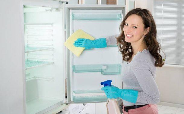 چرا برای یخچال از سفید کننده استفاده نکنیم؟