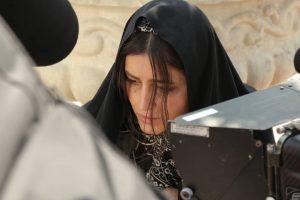 فهیمه مومنی در فیلم کوتاه سربار