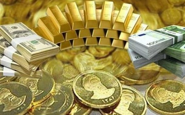 قیمت ارز و سکه در بازار تهران