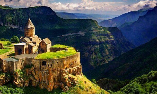 ارمنستان و جاذبه های دیدنی