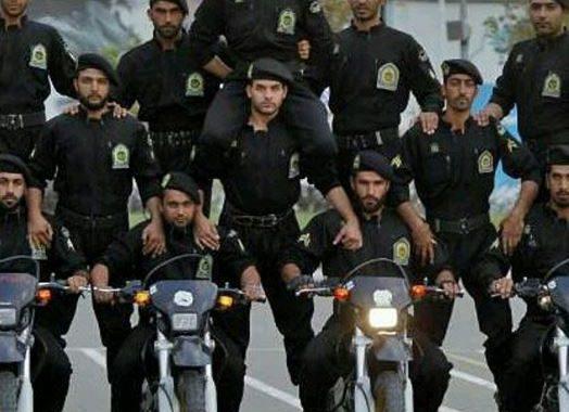 هفته نیروی انتظامی
