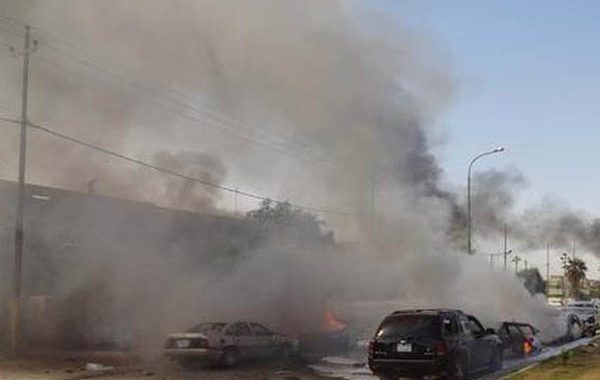 وقوع یک انفجار در اقلیم کردستان عراق