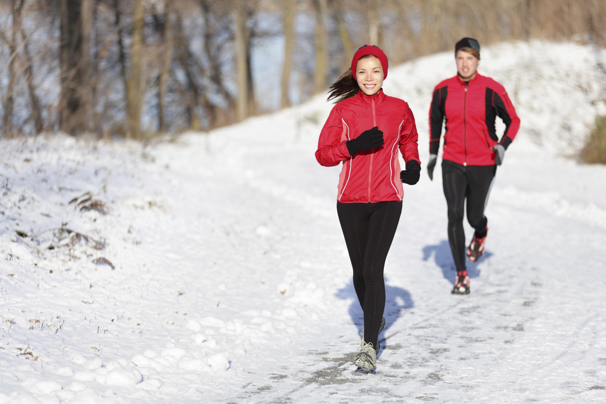 دویدن در هوای سرد مفید است یا مضر؟!