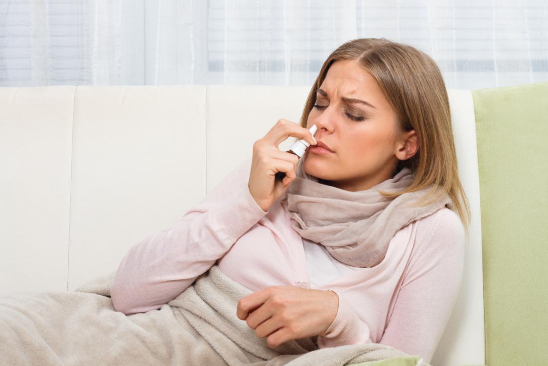 چند ترفند سنتی برای رهایی از عفونت سینوس ها!