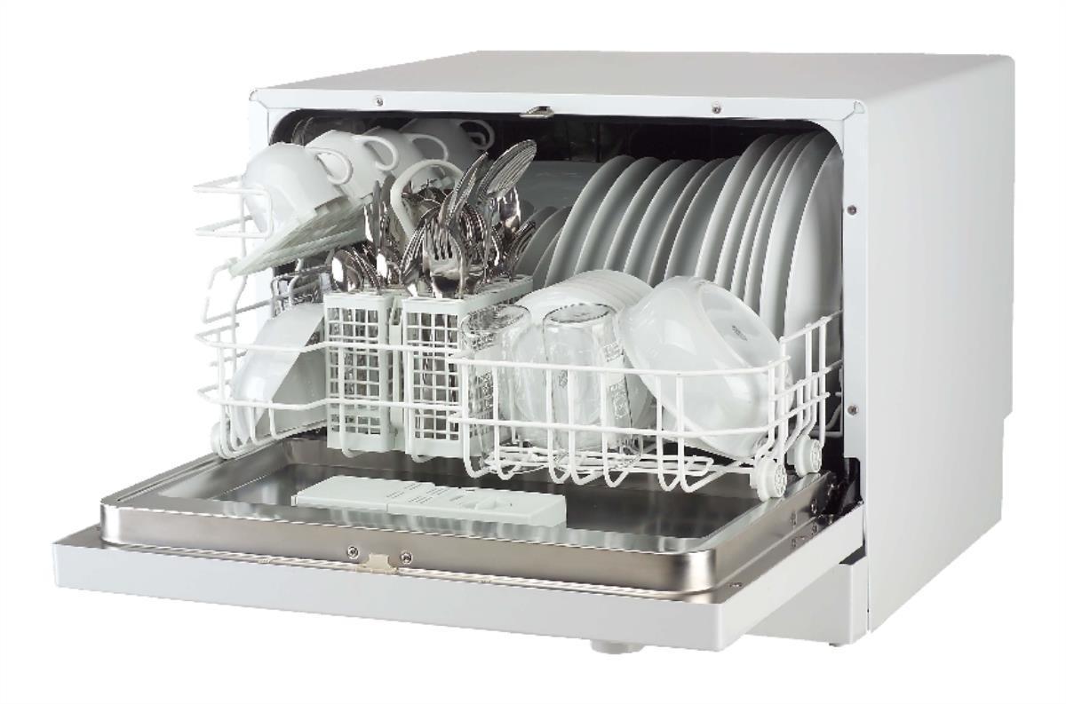 ساده ترین روش تمیز کردن ماشین ظرفشویی