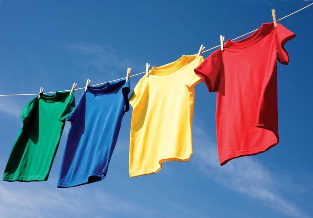نحوه شستشوی انواع لباس و پارچه