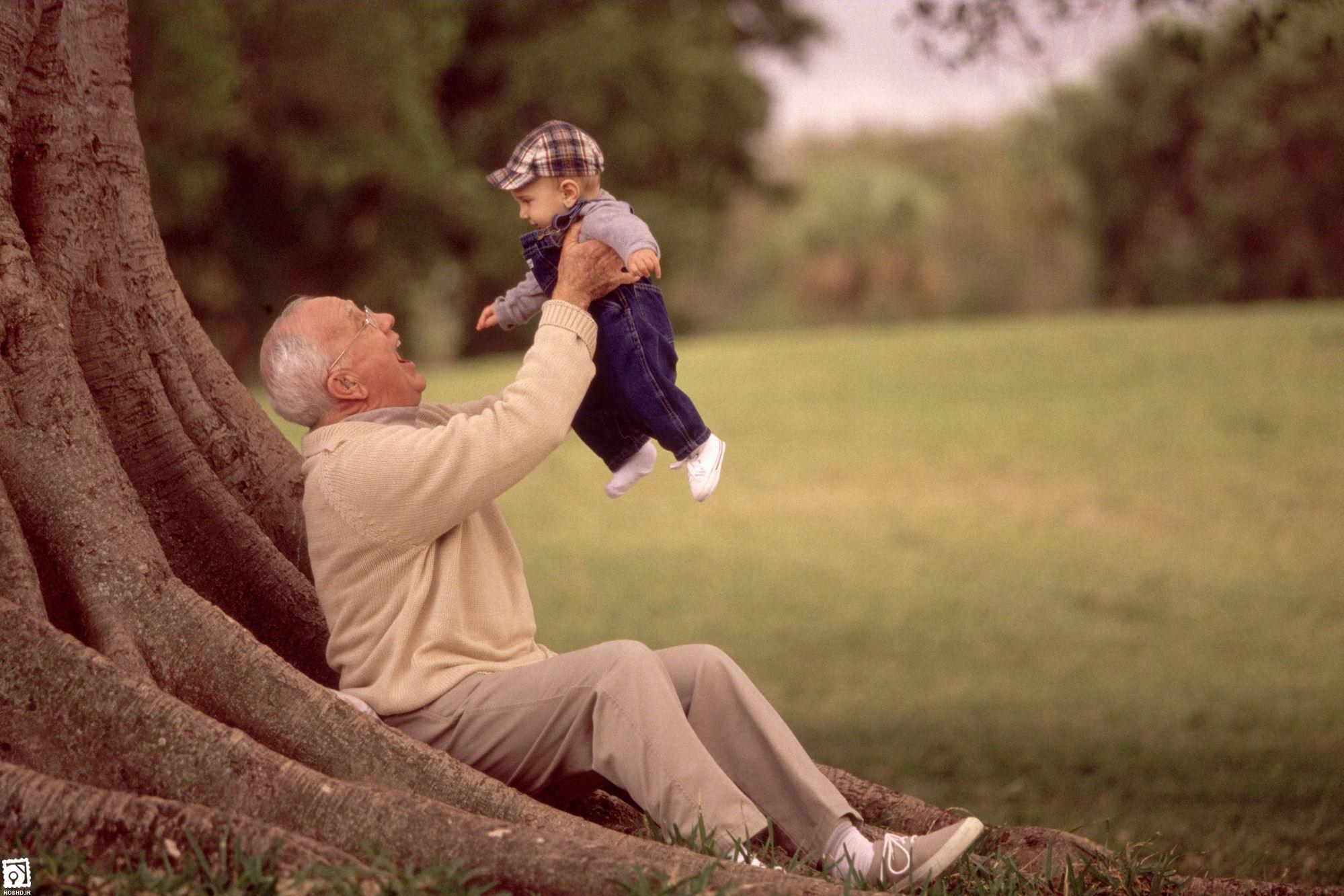 سالمندان نیازمند حس دلبستگی هستند
