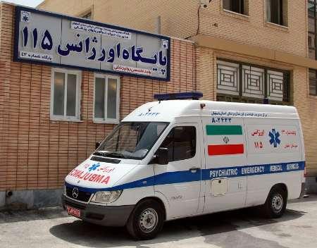 روزانه هزار مزاحم تلفنی برای اورژانس تهران!!