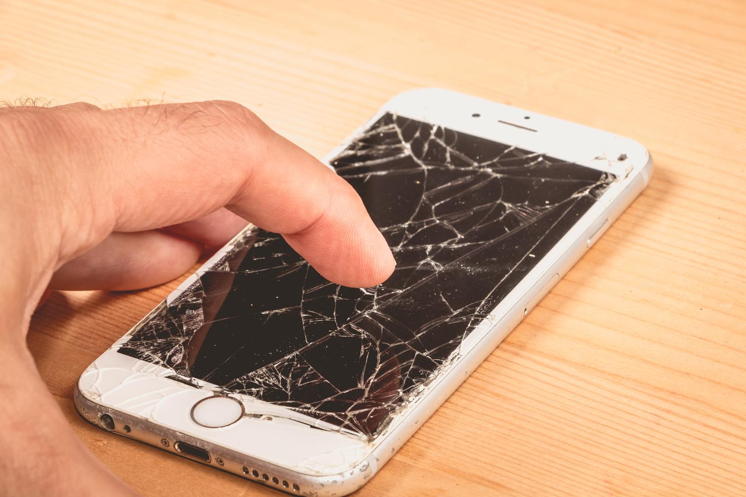 شیشه خودترمیمی برای گوشی های تلفن همراه