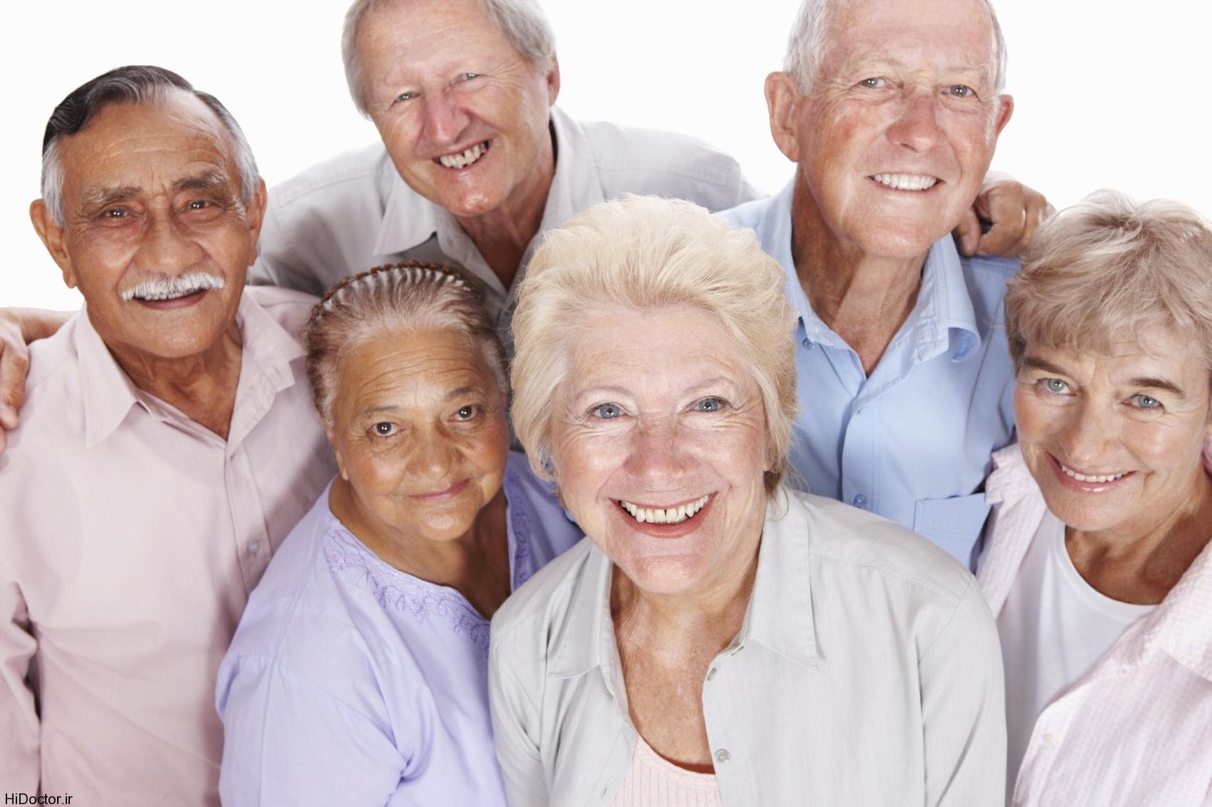 کاهش عملکرد مغز با بازنشستگی