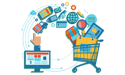 Image result for فروشگاه اینترنتی