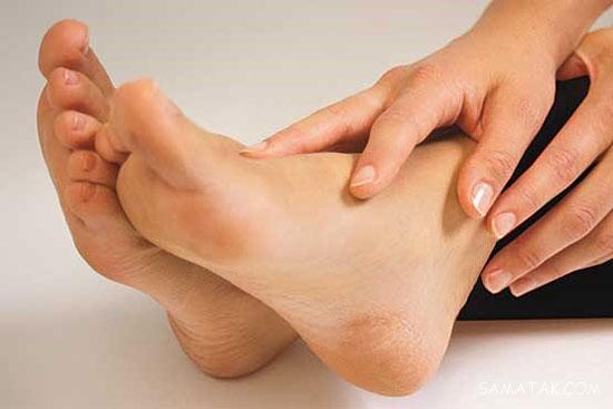 درمان خانگی پا درد با 10 روش ساده
