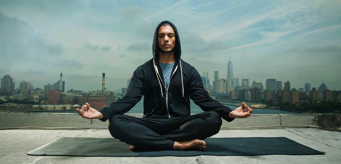 با یوگا سر درد را درمان کنید