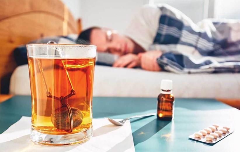 برنامه ریزی 24ساعته برای درمان سرماخوردگی