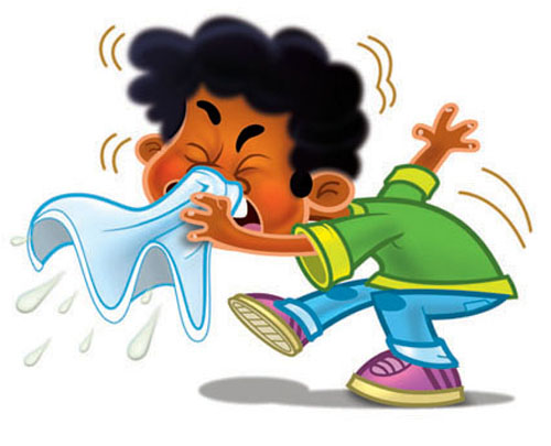 معجزه مایعات در درمان سرماخوردگی