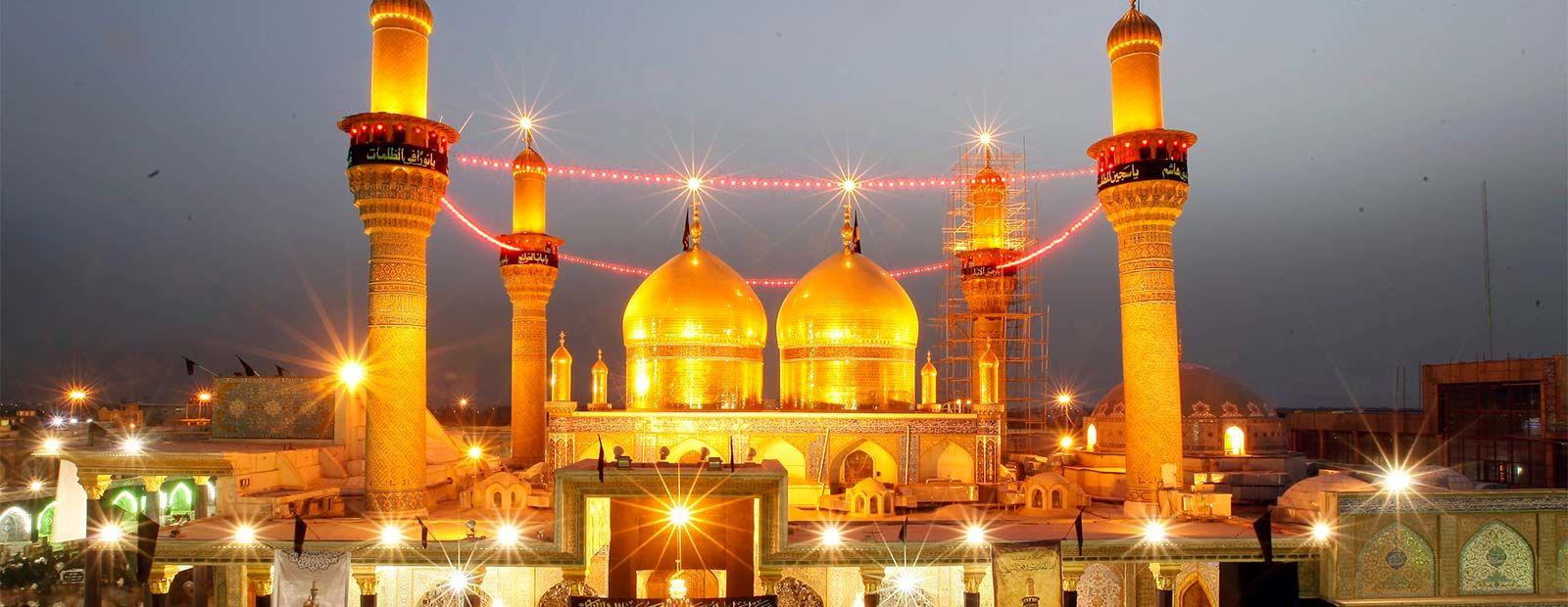 ثبت نام عتبات برای عید نوروز