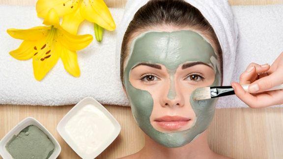 ماسک های طبیعی برای پوستی شفاف