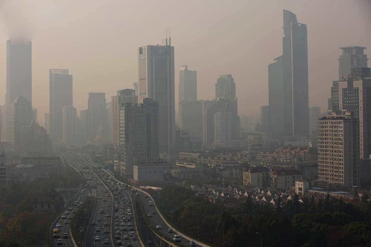 تهران آلوده است!