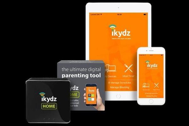 کنترل کامل موبایل فرزندان با یک گجت!