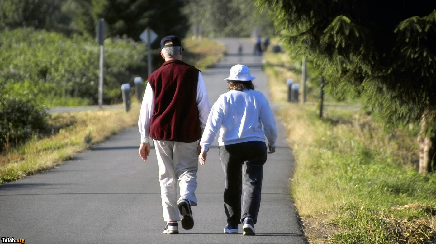 بهترین زمان پیاده روی در طول روز کدام است؟