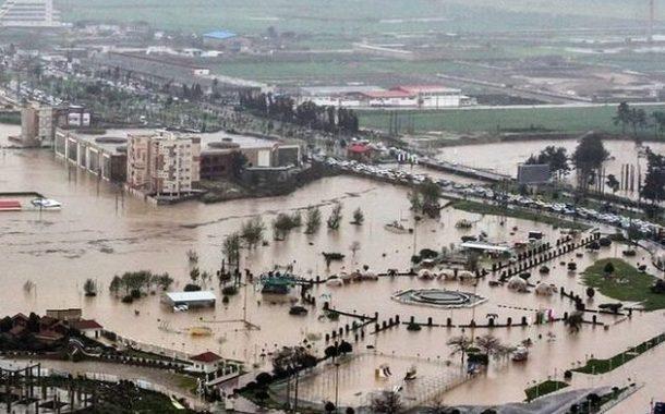 همه چیز درباره سیل در استان های شمالی: گلستان و مازندران!