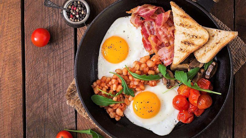 رابطه کم خونی با صبحانه!
