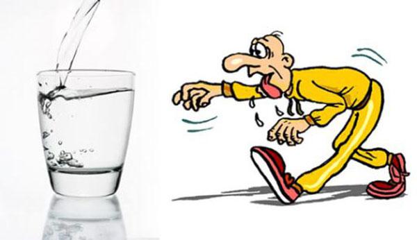 کاهش سرعت متابولیسم بدن با کم آبی!