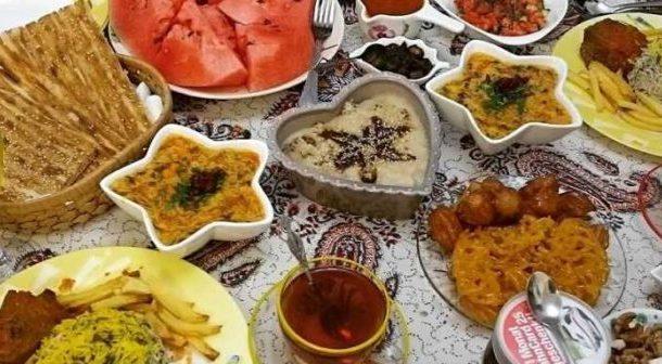غذاهای ممنوعه سحر و افطار از نظر طب سنتی