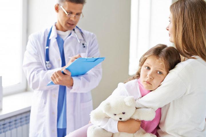 چه زمانی شکم درد کودکم به معنی سنگ کلیه است؟