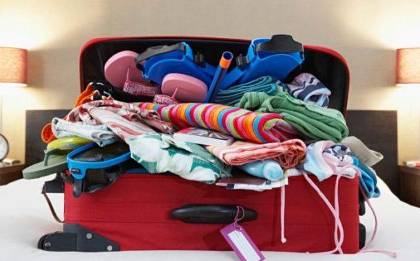 چگونه لباس ها را تابزنیم تا چروک نشوند