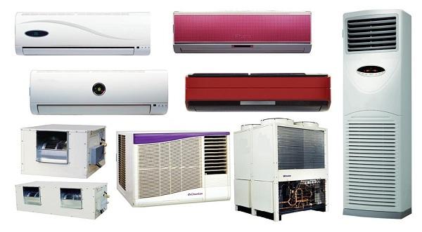 تعیین رتبه سیستم های گرمایشی و سرمایشی