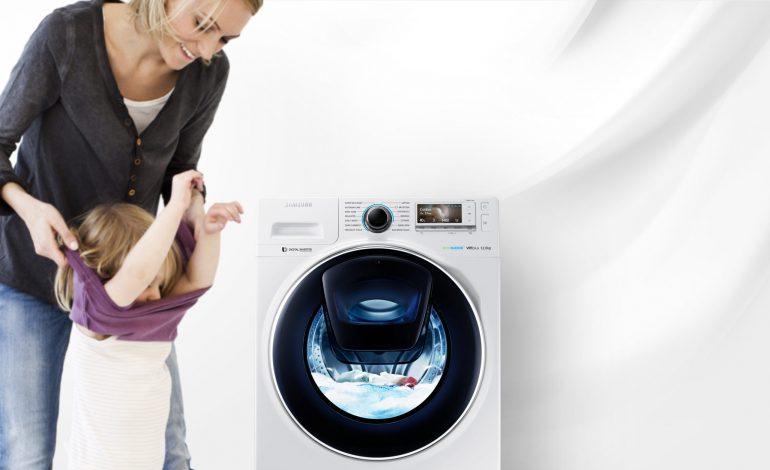 ماشین لباسشویی فراموشکارها!