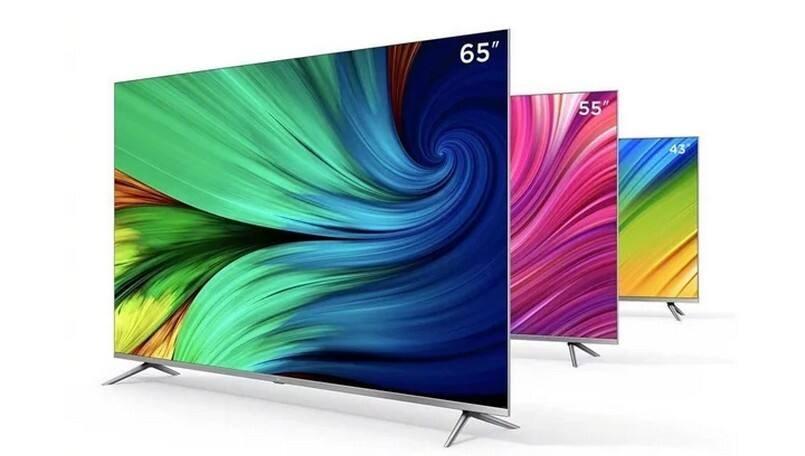 تلویزیون های بدون لبه 8k شیائومی