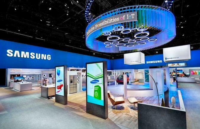 سامسونگ دیسپلی در بخش تاسیسات LCD سرمایه گذاری کرده است