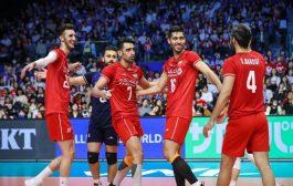 والیبال; ایران و قطر به مصاف یکدیگر رفتند