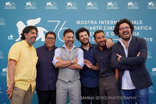 استقبال گرم از متری شیش و نیم در جشنواره ونیز