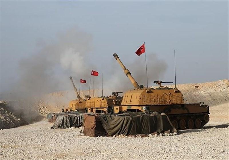 حمله ترکیه به سوریه و عواقب بین المللی آن