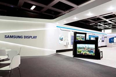 سرمایه گذاری سامسونگ در صفحه نمایشگرهای QD-OLED