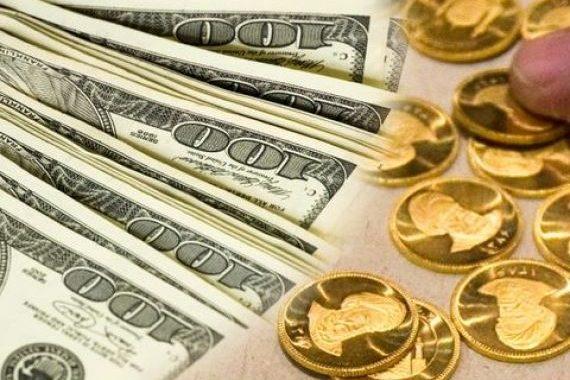نواسانات بازار طلا و ارز
