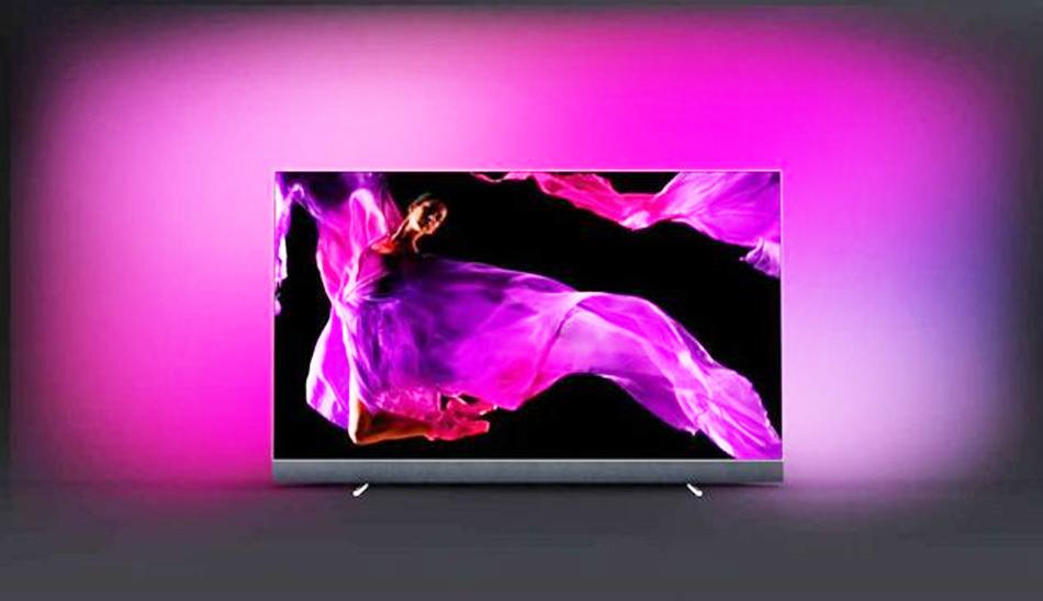 معرفی تلویزیون OLED  فیلیپس