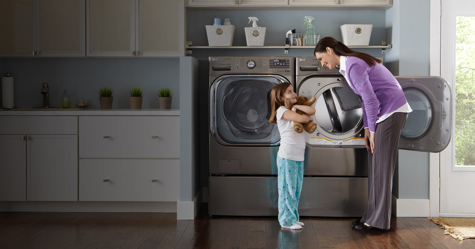 نکاتی جزئی اما مهم در نگهداری ماشین لباسشویی