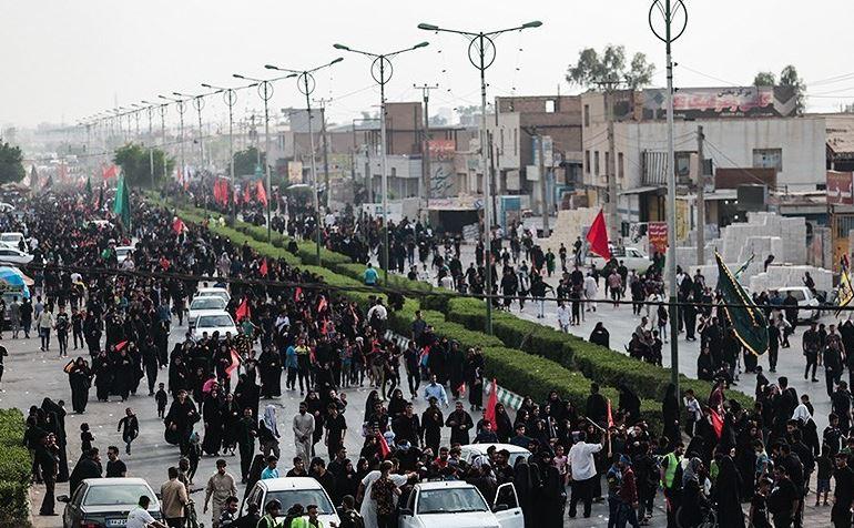 پاسخ قاطع ایرانیان به جوسازی های رسانه ای غرب پیرامون ناآرامی های اخیر عراق