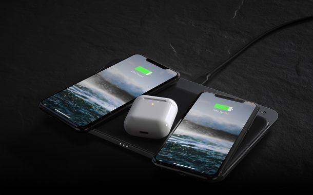 Airpower ارائه شده توسط اپل برای شارژ گجت ها