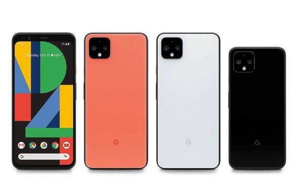 گوشی جدید شرکت گوگل pixel 4 در کانادا رونمایی شد