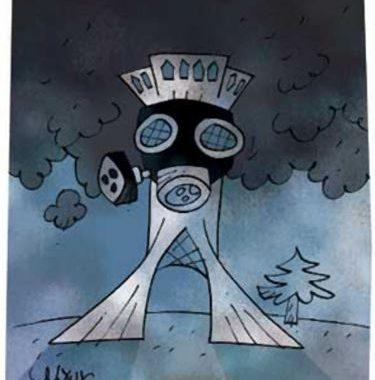 آلودگی هوا چه تاثیراتی دارد؟